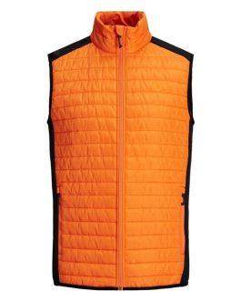 Chaleco Jcomulti Persimmon Orange 12137015