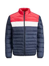 Jacket Jjebomb Puffer Collar Noos 12156211