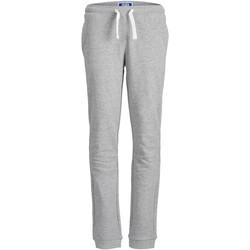 12165253 PANTS JJEHOLMEN SWEAT PANTS NOOS JR BLACK