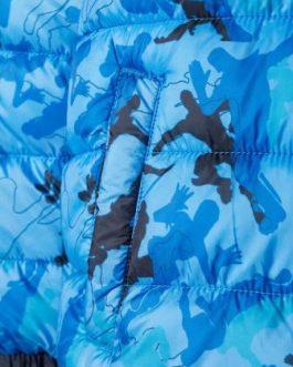 13131990 NKMFORNITE FREJ JACKET LIC BLUEPRINT