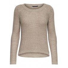 15113356 KNIT NOOS SIMPLY TAUPE