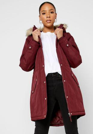 10198767 JACKET VMTRACK EXPEDITION AW18 34 PARKA PORTROYAL 1
