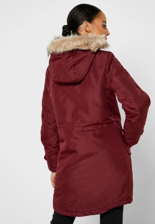 10198767 JACKET VMTRACK EXPEDITION AW18 34 PARKA PORTROYAL.