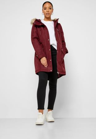10198767 JACKET VMTRACK EXPEDITION AW18 34 PARKA PORTROYAL. 1 1