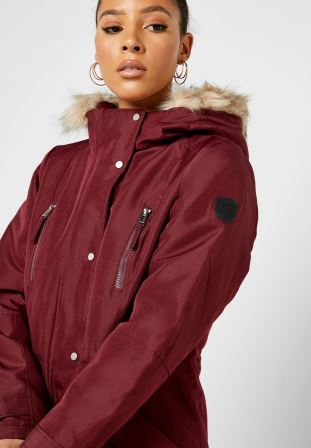 10198767 JACKET VMTRACK EXPEDITION AW18 34 PARKA PORTROYAL. 2