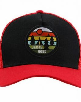 12151537 GORRA JACSOUTH TRUCKER CAP FIERY RED